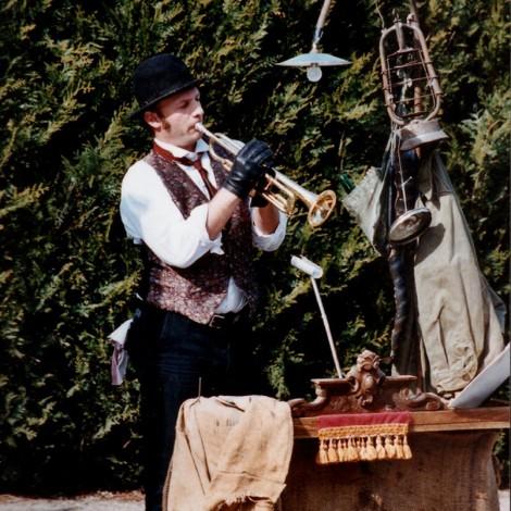 elixir sonne le clairon - Marc Deroche, photo de Philippe Abeihlou